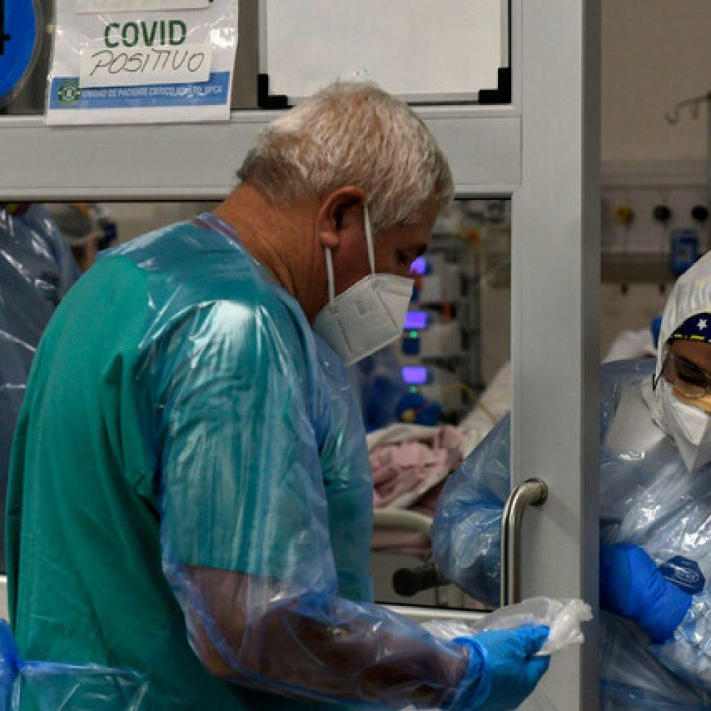 Ministerio de Salud reportó 766 casos nuevos de Covid-19 en el país