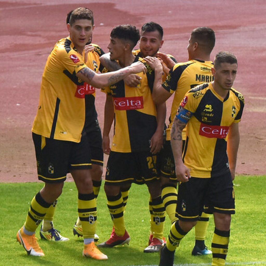 Primera B: Coquimbo Unido derrotó a domicilio a Pto. Montt y es líder exclusivo