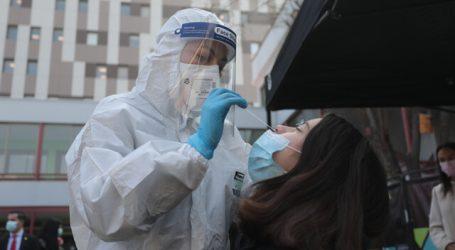 Ministerio de Salud reportó 1.842 nuevos casos de Covid-19 en el país