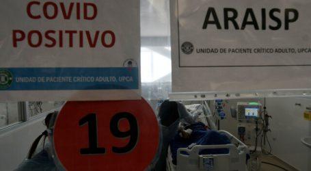 Covid-19: Biobío presenta 65 casos nuevos, 152.862 acumulados y 496 activos