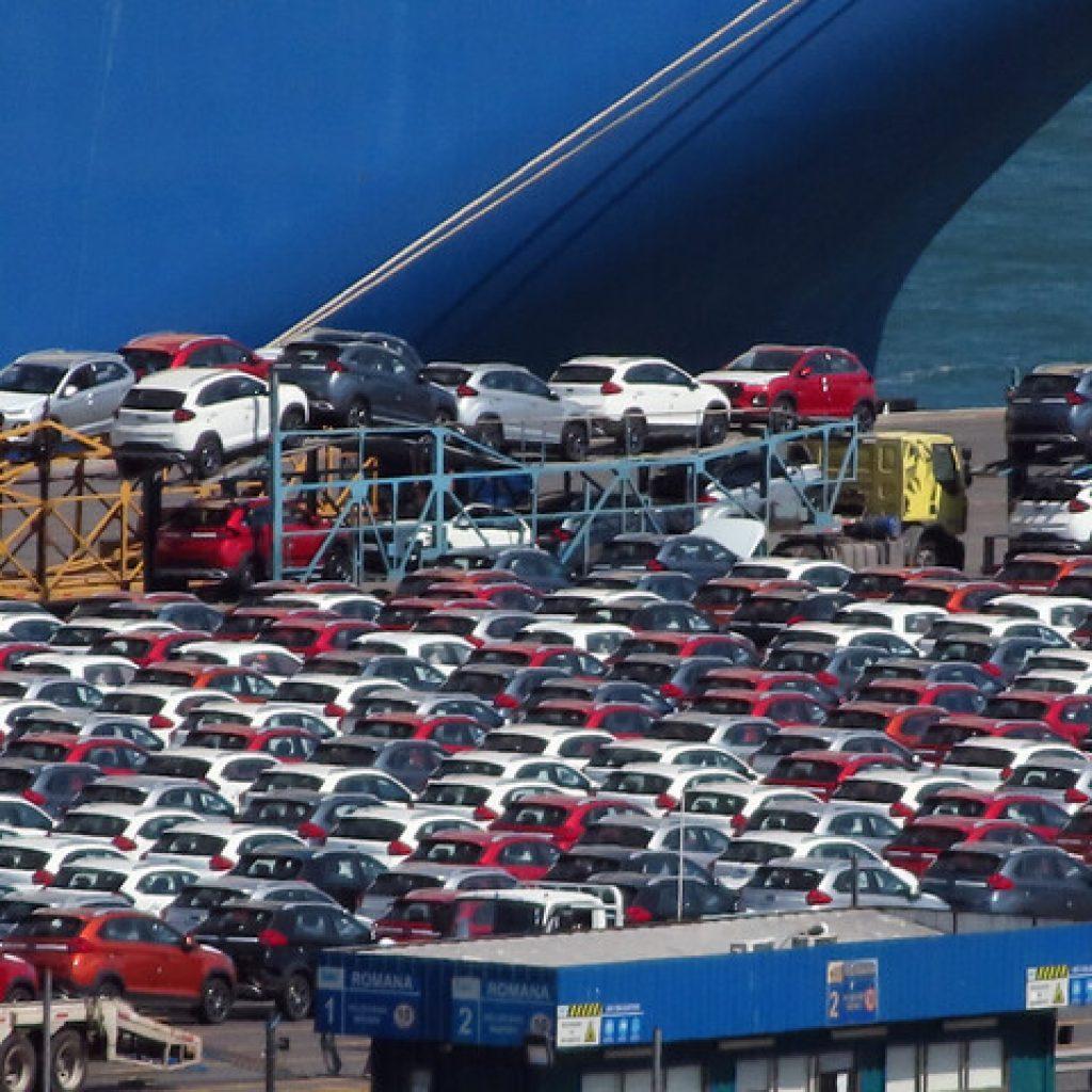 Puerto San Antonio logró peak de aumento mensual de transferencia de carga