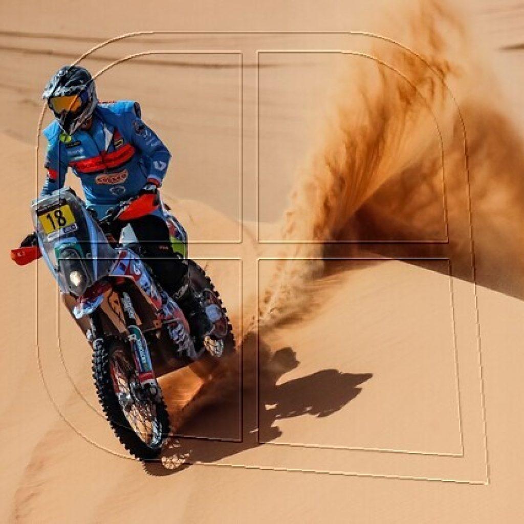 Tomás de Gavardo termina el Rally de Marruecos y se proyecta al Dakar 2023