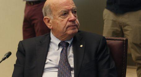 Insulza reacciona ante propuesta de revisión de tratados internacionales