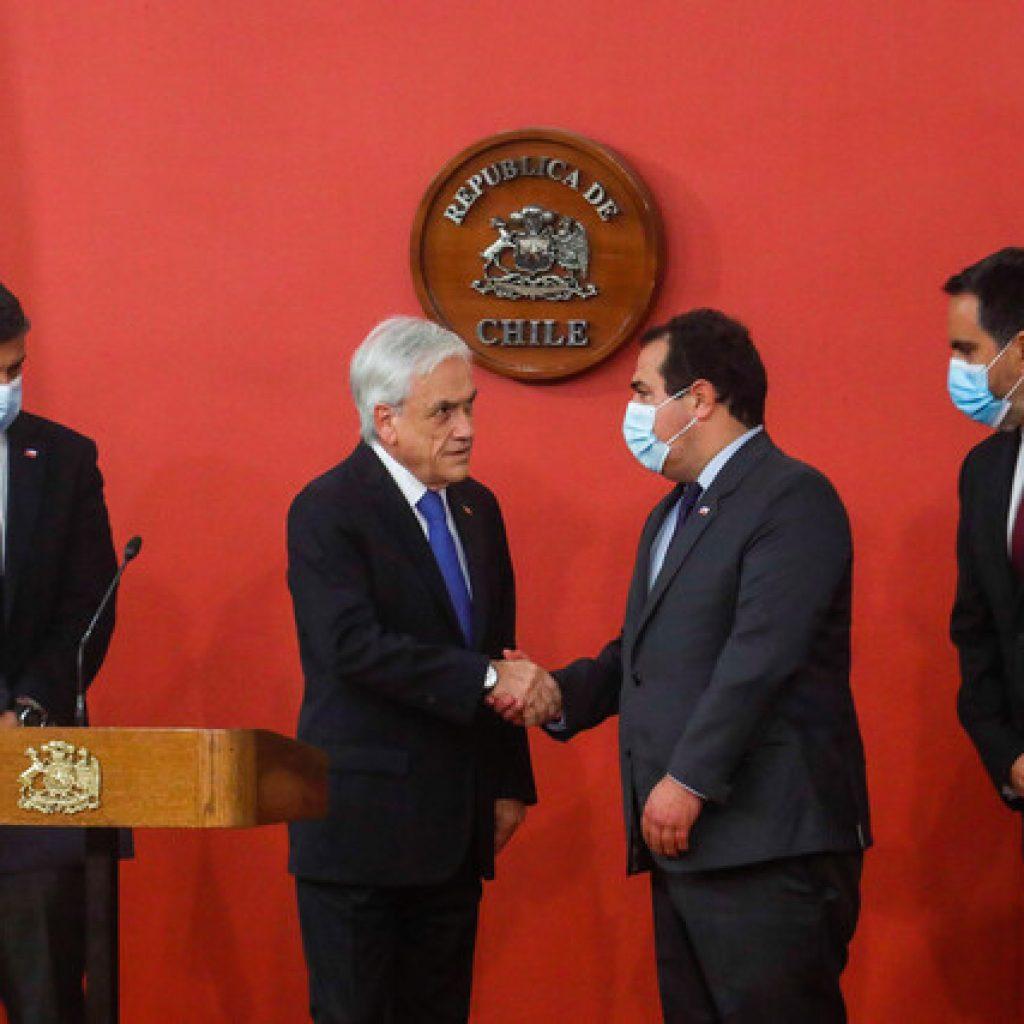 Piñera decreta Estado de Emergencia en Biobío, Arauco, Malleco y Cautín