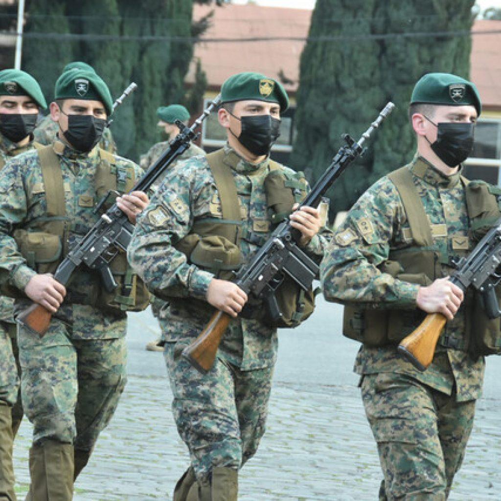 """La Araucanía: Curti descarta llegar a hacer una """"acción de presión"""" a la zona"""