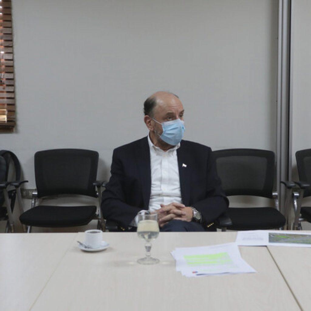 Moreno pide a grandes empresas avanzar en la reducción del consumo de agua