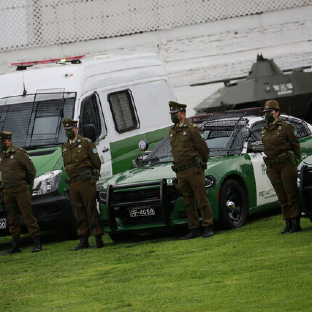 Presidente Piñera anuncia nuevo Plan anti bandas, armas y narcotráfico