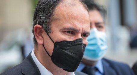 Gobernador Díaz solidariza con comunidad UDEC tras ataque incendiario