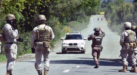 El Ejército no descarta intervenir en caso de enfrentamientos en el Biobío
