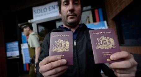 Precios de los pasaportes chilenos bajarán a la mitad